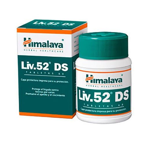 HIMALAYA Liv-52 Liver Support (100 Caps) - Supplement Dealz