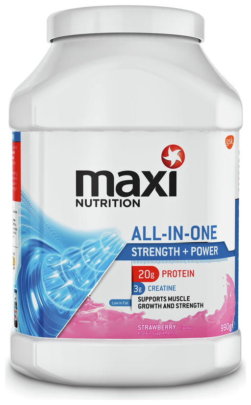MaxiNutrition All-In-One 990g BBE 04/19 MUST GO - Supplement Dealz