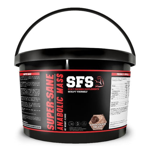 Anabolic Mass Gainer - Supplement Dealz