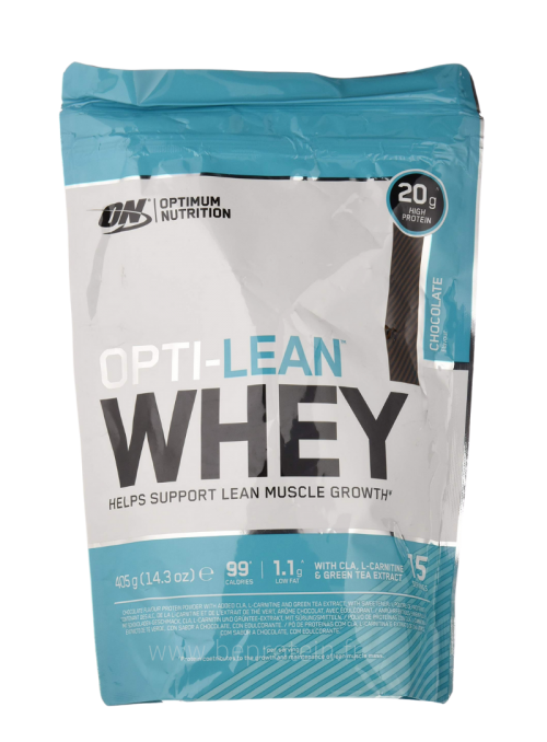 Optimum Nutrition Opti-Lean Whey Powder 450g - Supplement Dealz