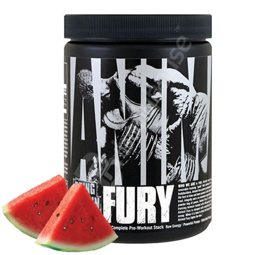 Animal Fury 480g - Supplement Dealz