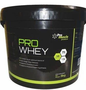 PRO-Muscle Pro Whey 5KG - Supplement Dealz