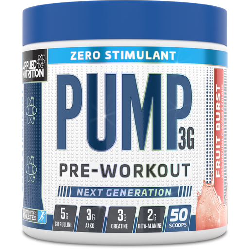 AN Pump 3G - Zero Stimulant 375g - Supplement Dealz