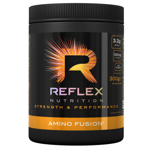Reflex Nutrition Amino Fusion June 2019 Random Flavour CLUMPED UP - Supplement Dealz