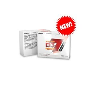 7 NUTRITION Vitamin D3 2000 (120 Caps) - Supplement Dealz