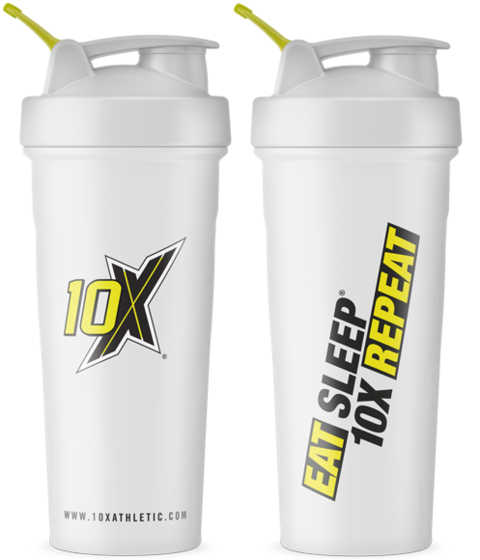 10xathletic shaker - Supplement Dealz