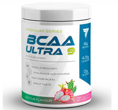 TREC NUTRITION Premium Series BCAA Ultra 9 (375g) - Supplement Dealz