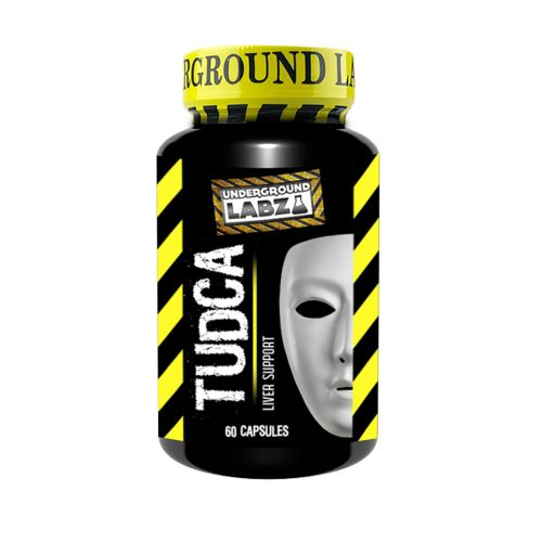 UNDERGROUND LABZ Tudca Liver Support (60 Capsules) - Supplement Dealz