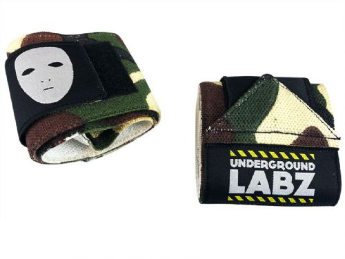 UNDERGROUND LABZ Wrist Straps - Supplement Dealz