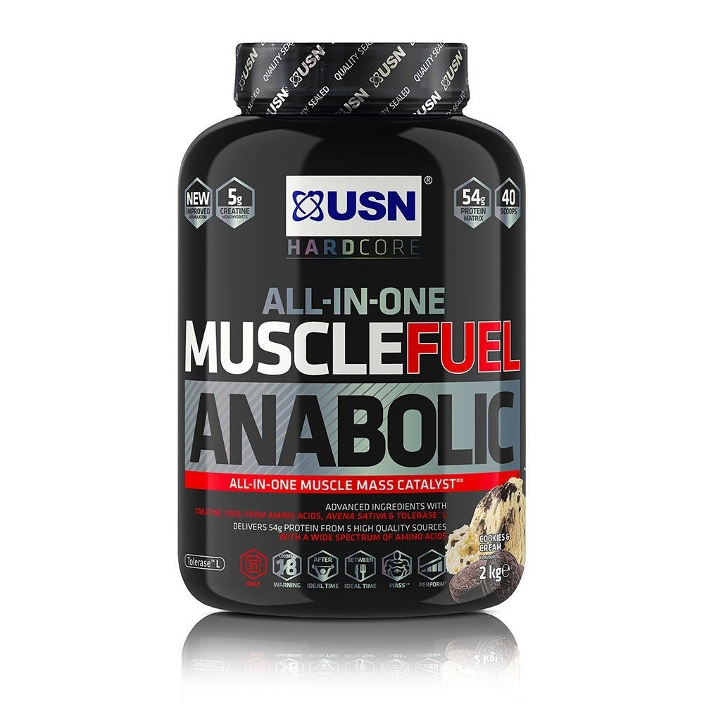 USN Muscle Fuel Anabolic 2kg - Supplement Dealz
