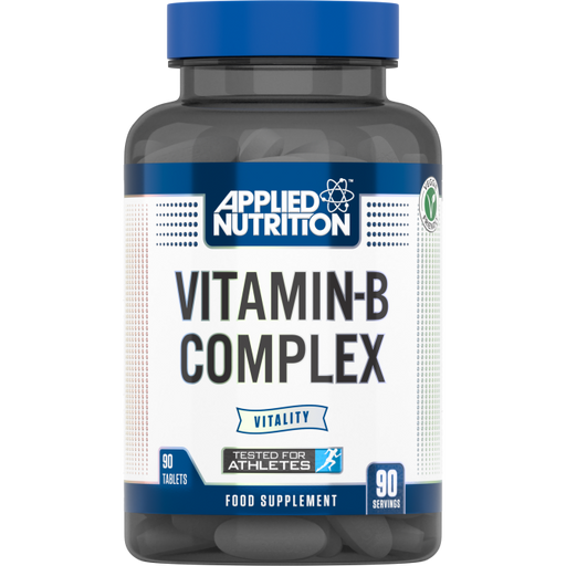 Applied Nutrition Vitamin B Complex - 90 caps - Supplement Dealz