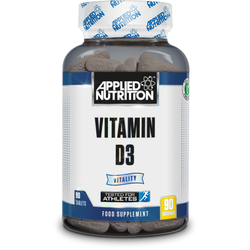 APPLIED NUTRITION Vitamin D3 - Supplement Dealz