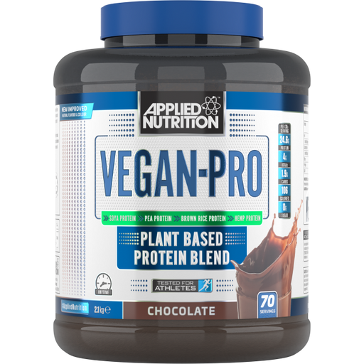 APPLIED NUTRITION Vegan Pro 2.1kg - Supplement Dealz