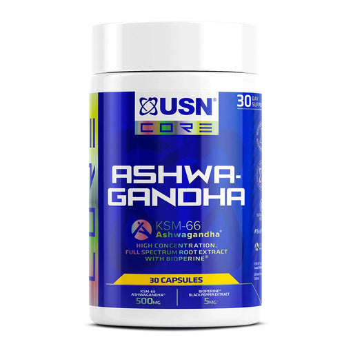 USN Ashwagandha 500mg - Supplement Dealz