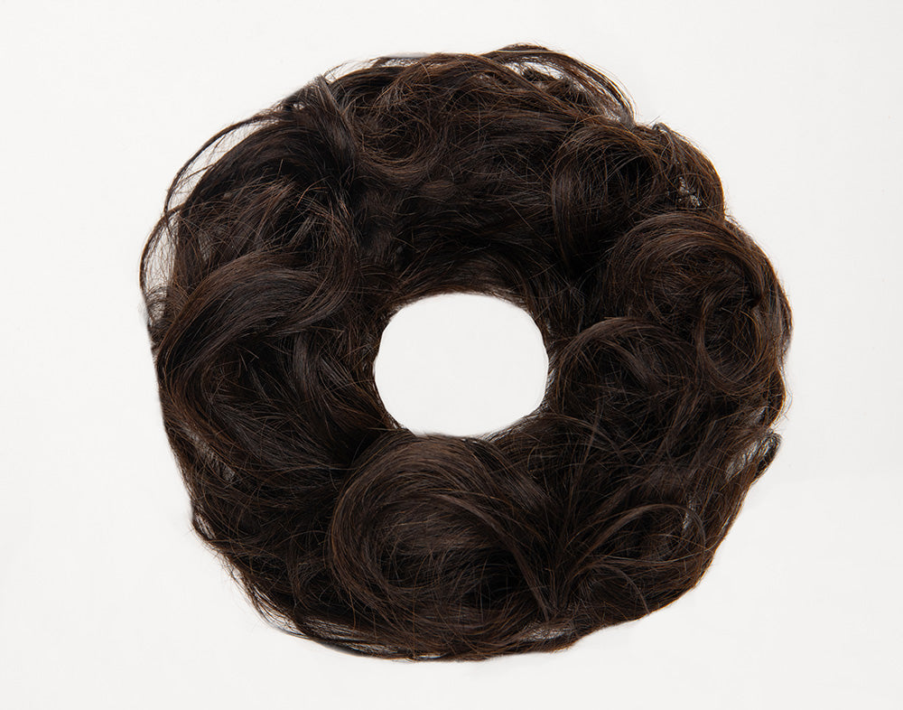 Espresso  Scrunchie STYLD by Ken Paves