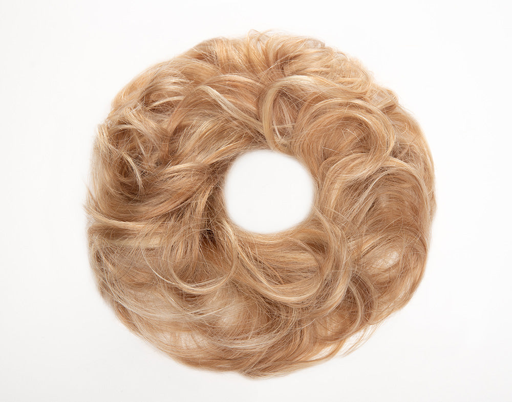 Golden Wheat Scrunchie STYLD by Ken Paves