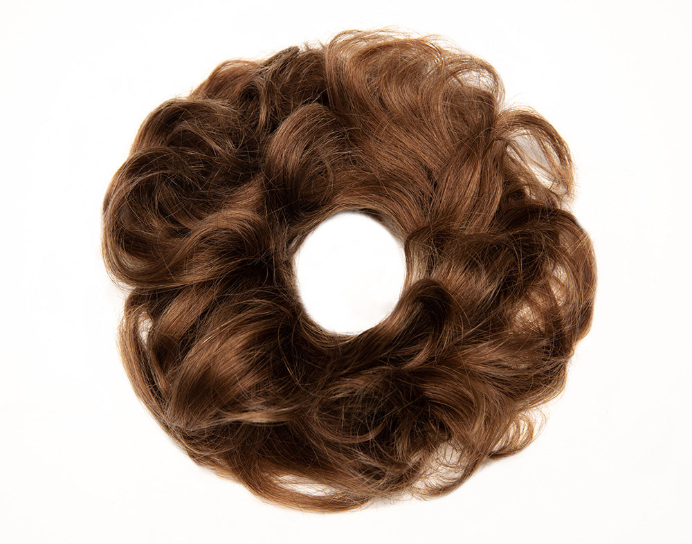 Hazelnut Scrunchie STYLD by Ken Paves