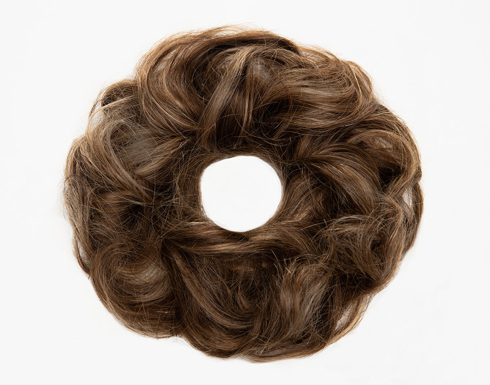 Honey Ombre Scrunchie STYLD by Ken Paves