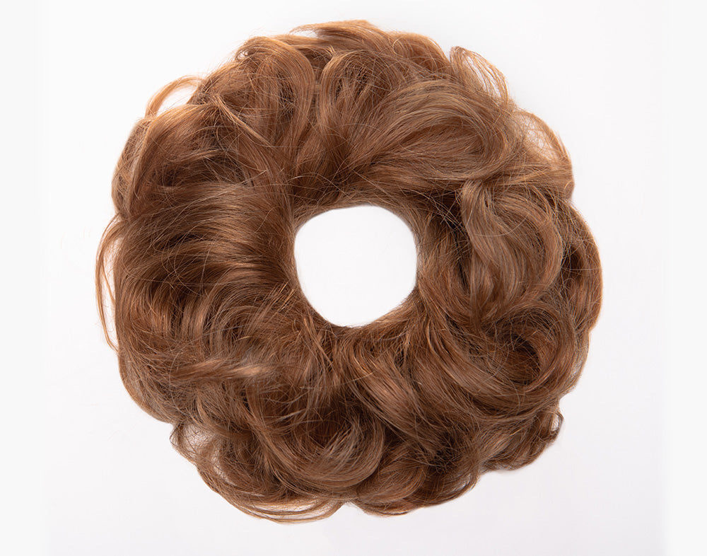 Honey Blonde Scrunchie STYLD by Ken Paves