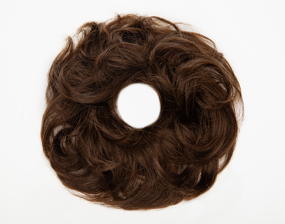 Mocha Scrunchie STYLD by Ken Paves