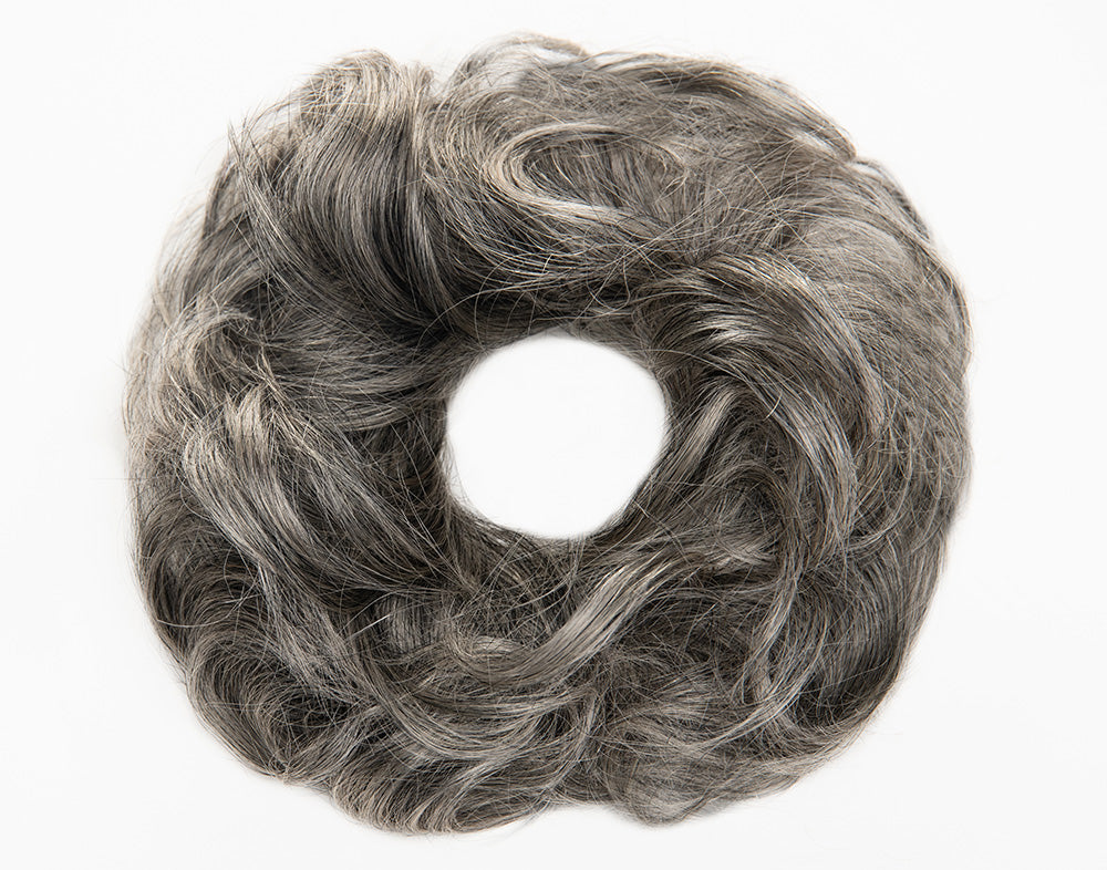 Salt N Pepper Scrunchie STYLD by Ken Paves