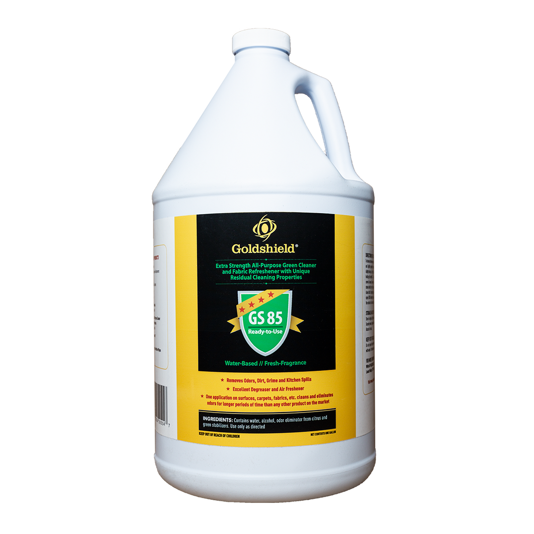 GoldShield - GS85 All Purpose Cleaner Refill - 1 Gallon