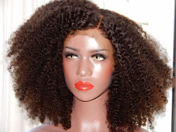 Kinky Curly Lace Unit