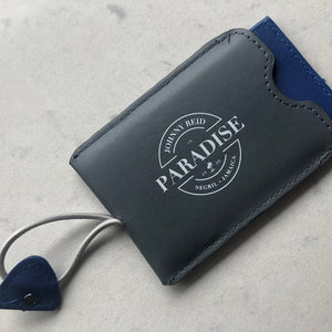 Johnny Reid Paradise 2020 Luggage Tag