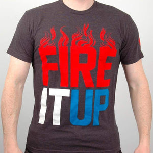 Fire It Up Tee