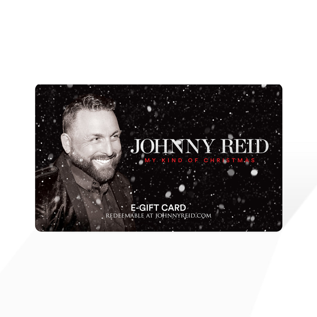My Kind of Christmas Digital Gift Card