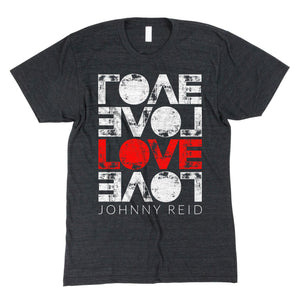 Love Reflection Unisex Crew Neck T-shirt