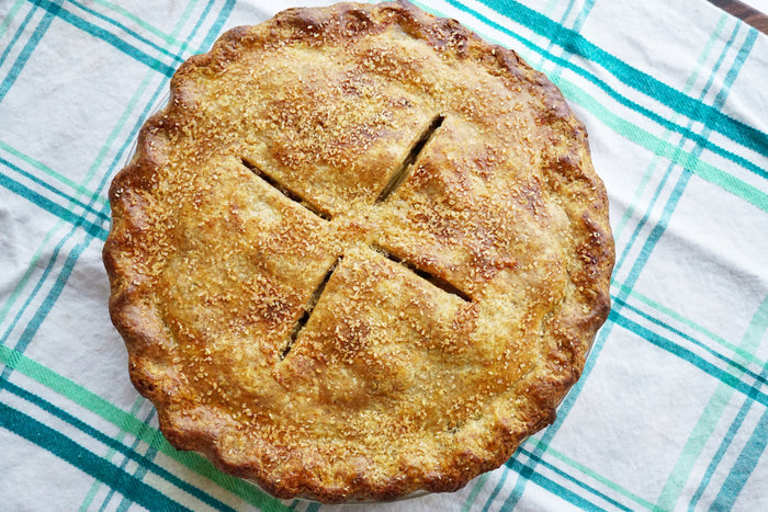 Apple Pie with Kernza® Crust