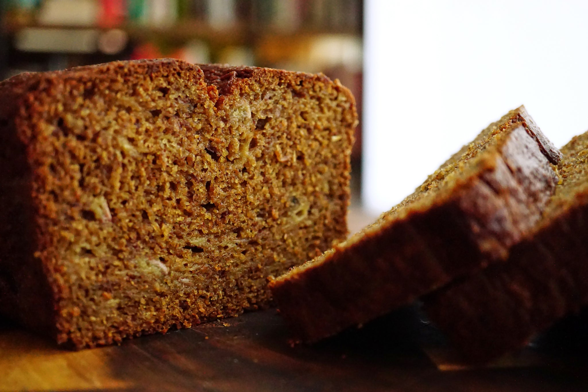 Kernza® Banana Bread