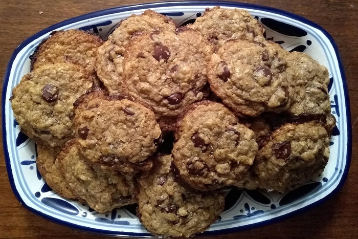 Kernza® Chocolate Chip Cookies