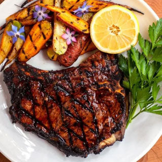 Italian-Style Grilled Steak