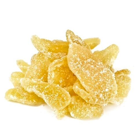 Crystallized Ginger - per lb