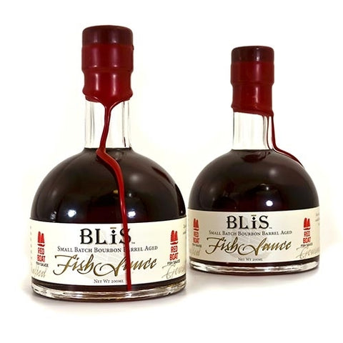 BLiS Barrel Aged Fish Sauce - 200 Ml