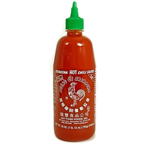 Sriracha HOT Chili Sauce - 28 oz