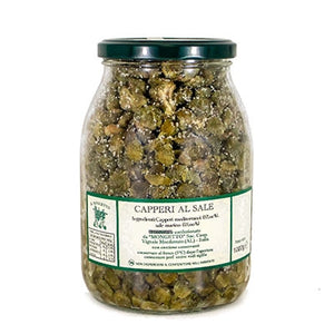 Spanish capers in salt - 1000 gm