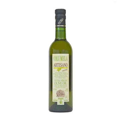 Columela Artesano Unfiltered Extra Virgin Olive Oil - 16.9 oz
