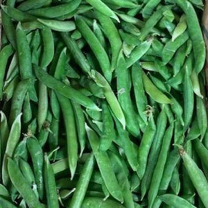 Fresh Whole English Peas - per lb