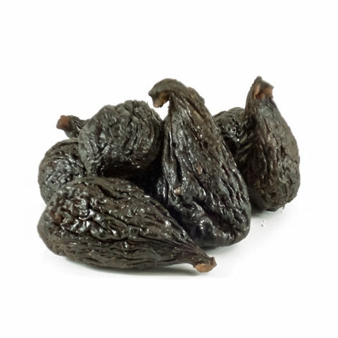 Dried Black Mission Figs - 1 lb