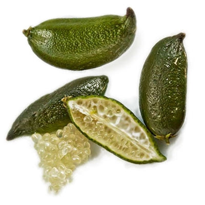 Finger Limes - 1/2 pint