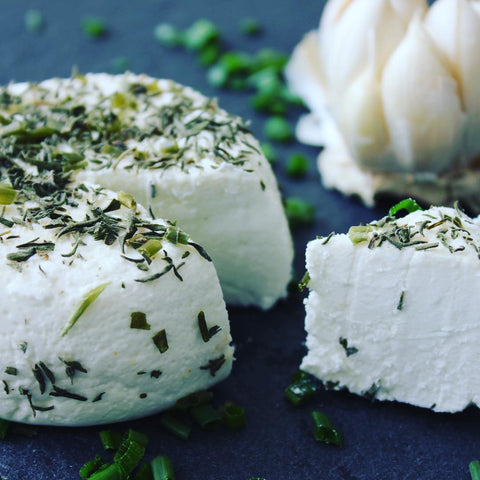 Image of Idyll Pastures Chevre with Garlic & Herbs