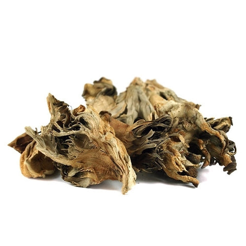 Dried Maitake (Hen of the Woods) - 1 lb