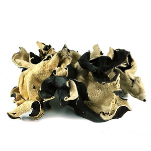 Dried Woodear Mushrooms - 1 lb