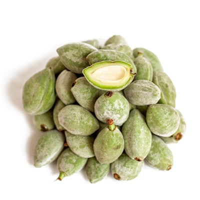 Fresh Green Almonds - per lb