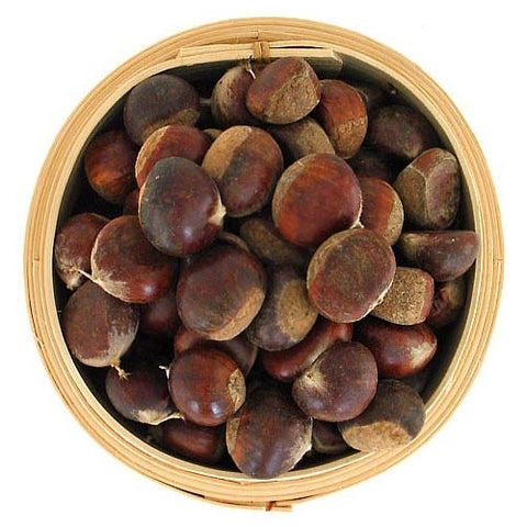 Fresh Chestnuts in the Shell - per lb