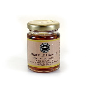 Italian Piedmontese Black Truffle Honey - 3.88 oz