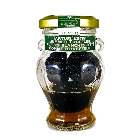 Whole Preserved Summer Truffles - 50 gm jar